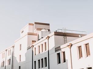 Kompleks mieszkaniowy miejskiego