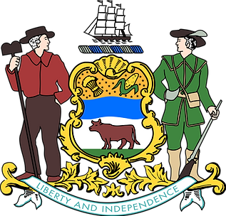 DE State Coat of Arms