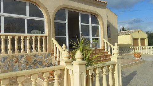 Villa with pool. doloris ref 156