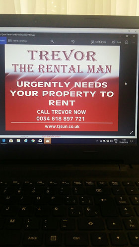 WANTED PROPERTYS TO RENT