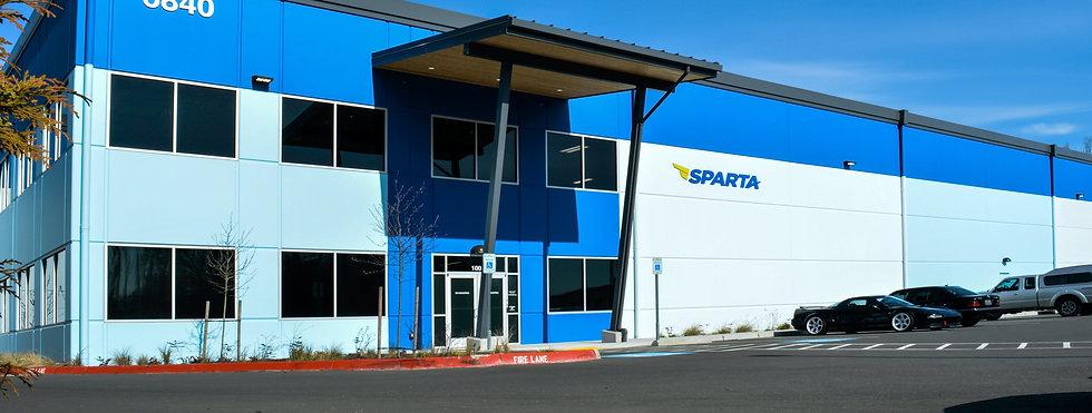 Sparta Brakes HQ