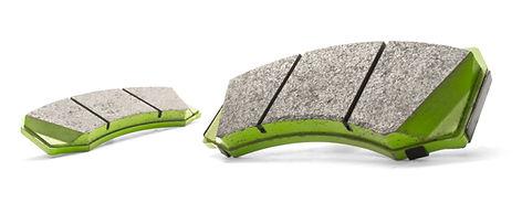 Nashin Eco Brake Pads