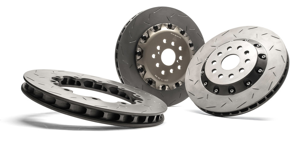 Nashin G-Series Rotors