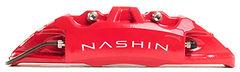 Nashin Letterbox Red Brak Caliper