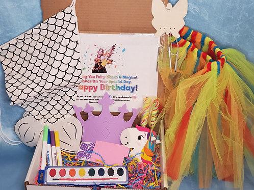 Magical Gift Box // Kids Activity Box // Quarantine Gift Box // Gift for