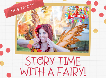 Friday Night Story Time with a Fairy!