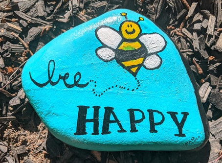 Rock Painting is about to become your new favorite thing.