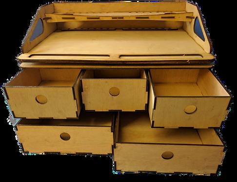 Worktray Storage Drawers