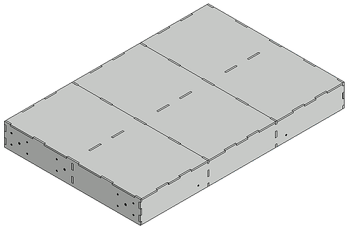 900 x 600 Standard Module