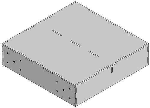 400 x 400 Standard Module