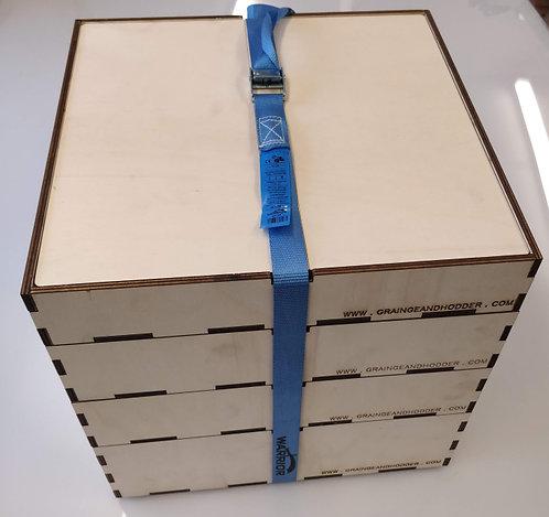 Stock Box Set of 4