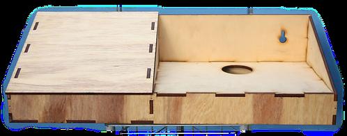 Split-top Control Panel