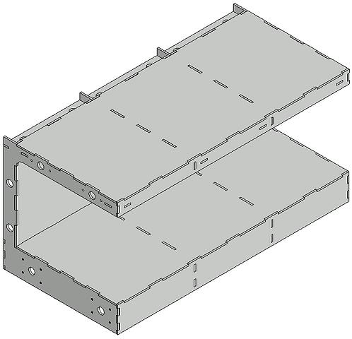 900 x 400 Canopy Module