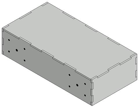 400 x 200 Standard Module