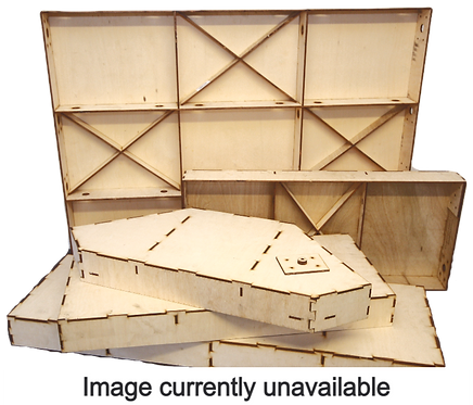 Canopy Module End Plate
