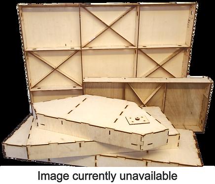 1200 x 400 Canopy Module