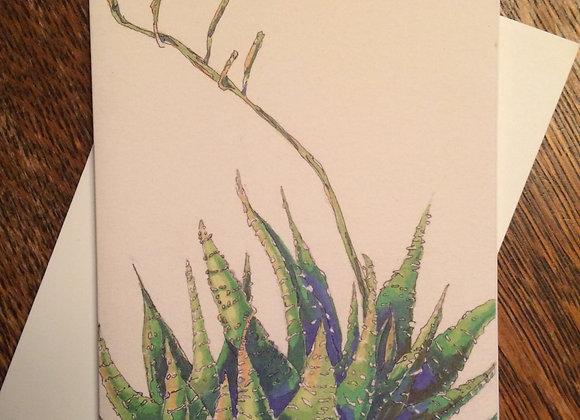 Hiawatha Botanical Greeting Card