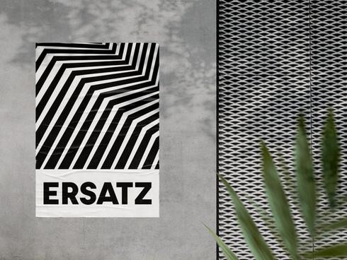 ERSATZ Brand Design