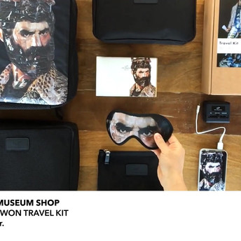 Osang Gwon Travel Kit