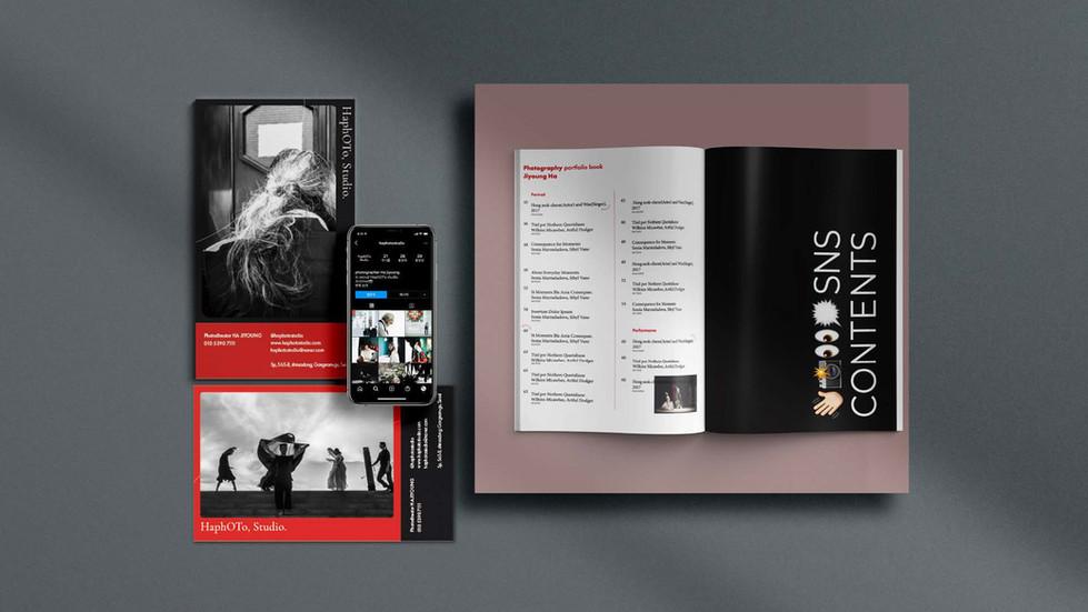 Haphoto Studio Brand Book