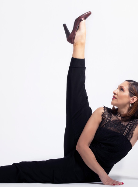 Dance Stretches that improve your balance & wellbeing