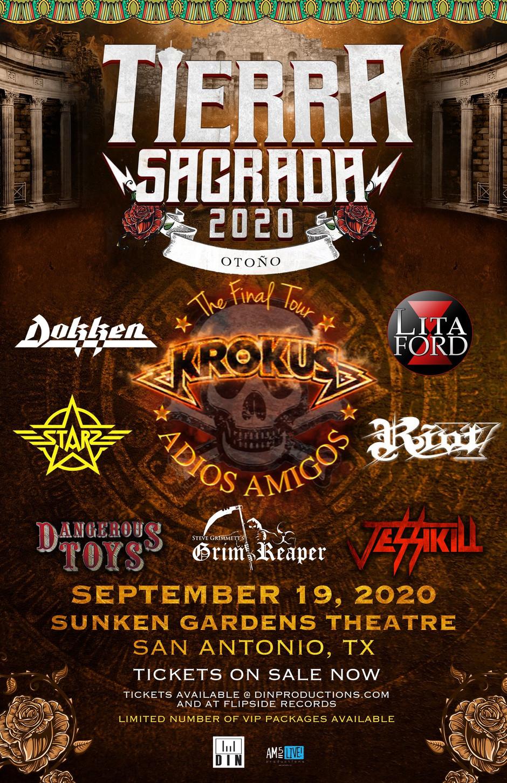 TIERRA SAGRADA 2020 Festival Sept. 18, 2020
