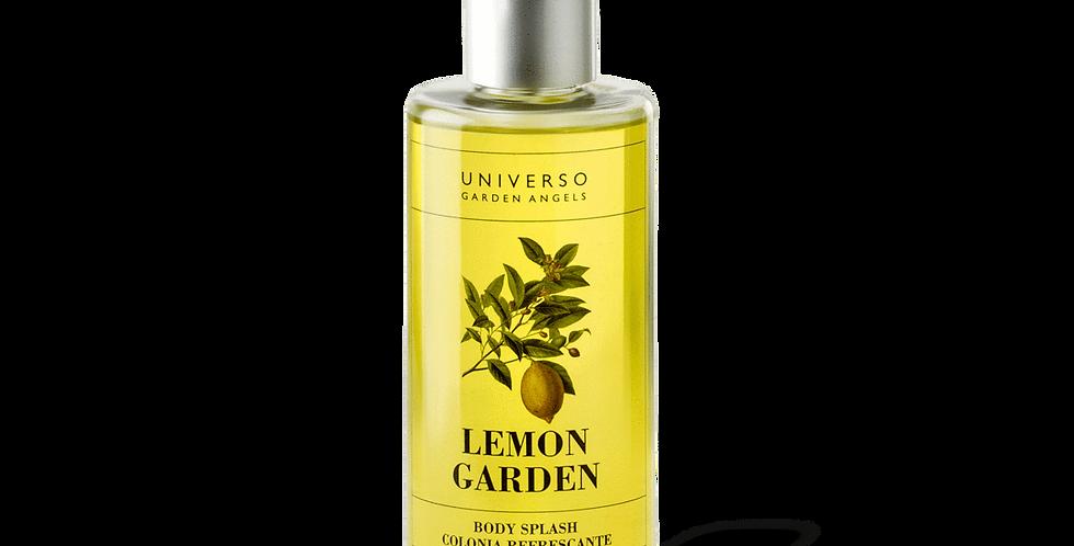 Body Splash Lemon Garden