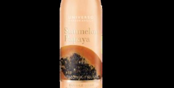 Baño de Burbujas Sunmelon Papaya