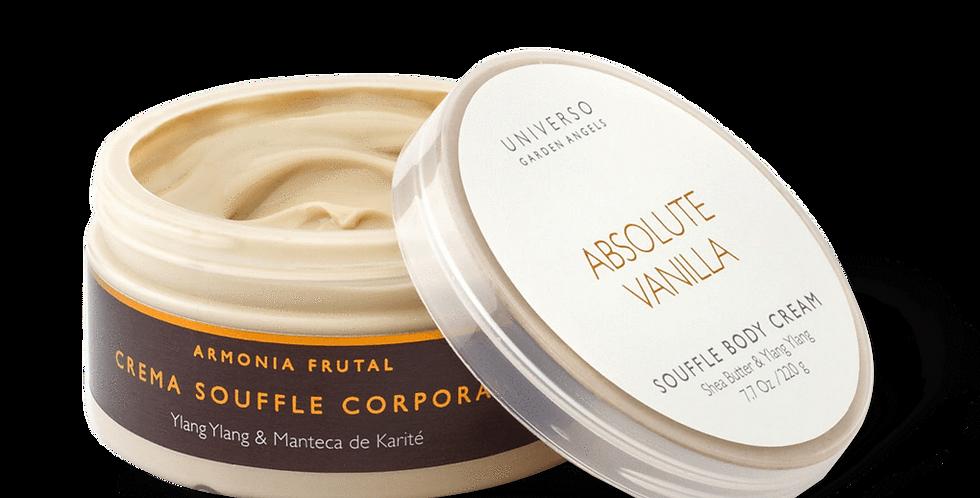Crema Soufflé Corporal Absolute Vanilla