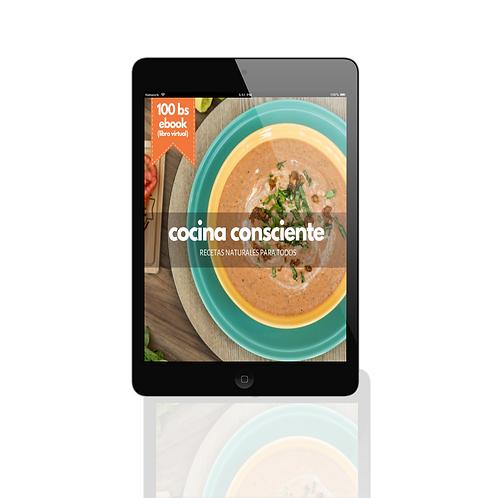 COCINA CONSCIENTE - EBOOK