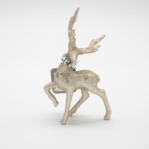 """Reindeer Standing Ornament 5.5"""""""