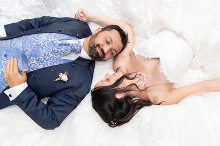 Comme un conte de fée, voici le mariage de Lucie & Ludovic