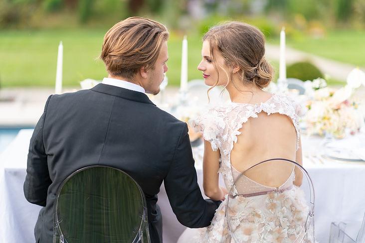 photographe couple mariés gironde