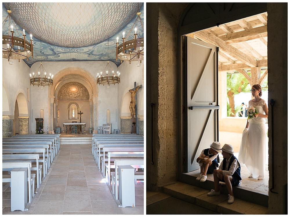 église saint éloi andernos