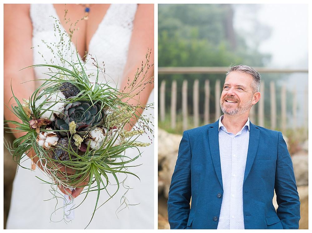 bouquet de mariée à garder