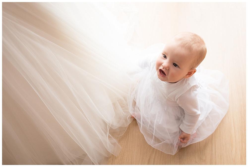 bébé mariée