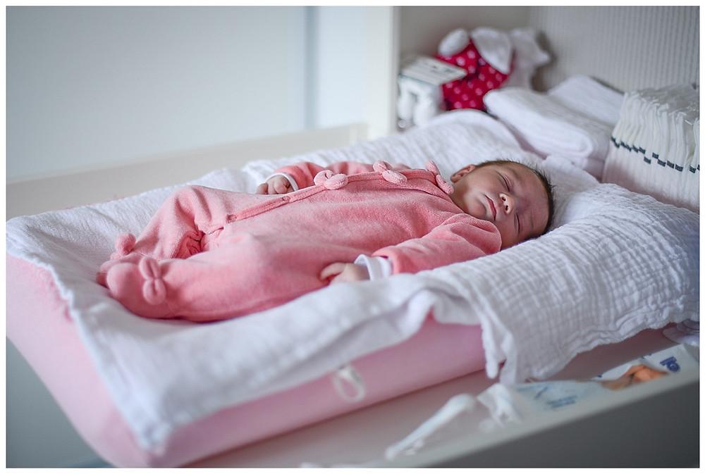 Photographe lifestyle naissance