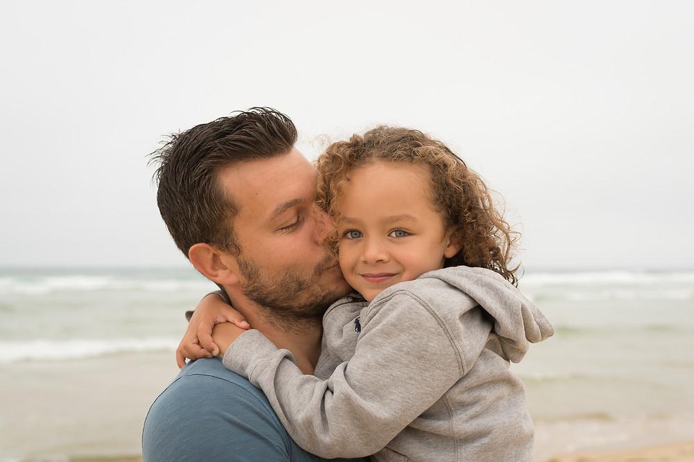 photos de famille plage