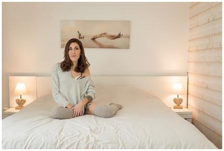 Le boudoir de Mademoiselle G.