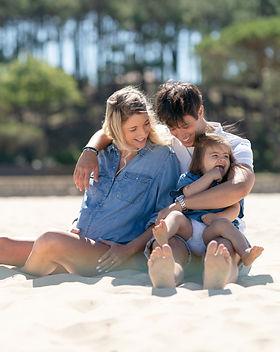 Photographe famille Gironde