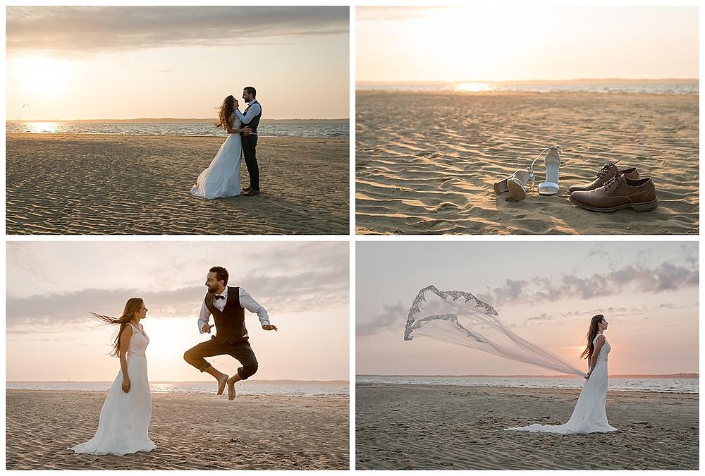 mariage plage