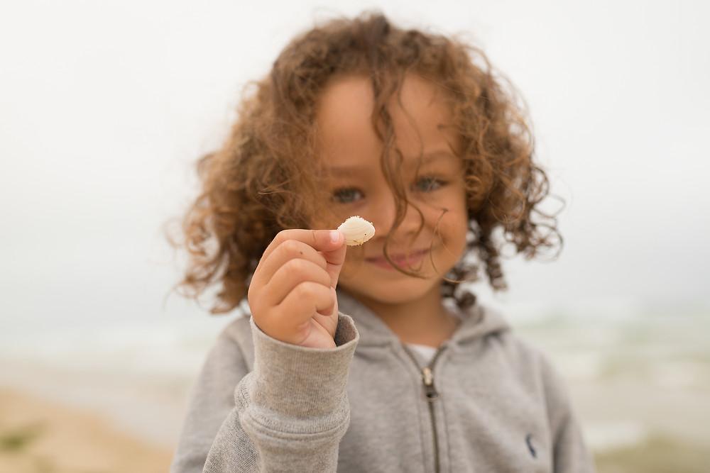 photo enfant Bassin d'Arcachon