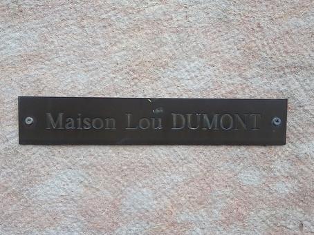 メゾン・ル・デュモン  Lou Dumont           @Gevrey-Chambertin