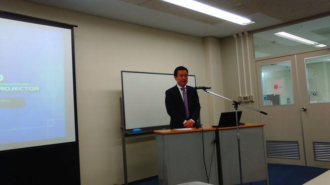 ◆IFSJ第4回研究発表会が開催されました