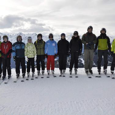 Lyžařské kurzy