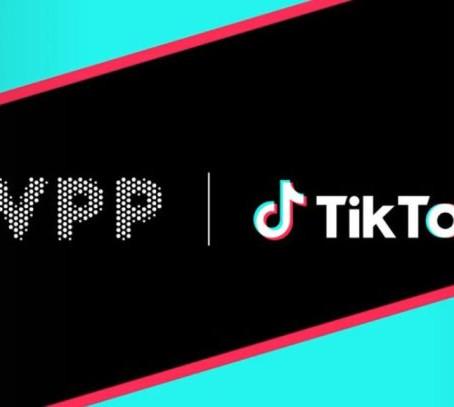 WPP e TikTok se unem em parceria de inovação publicitária