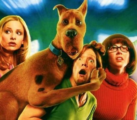 Filmes live-action de Scooby-Doo estão disponíveis na Netflix