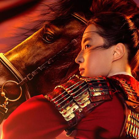 """Remake de """"Mulan"""" foi visto 4,5 milhões de vezes na Disney+ durante a semana de estreia nos EUA"""