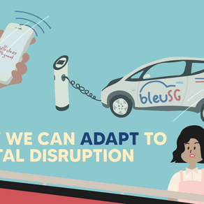 How We Can Adapt to Digital Disruption (NDP 2021 Special)