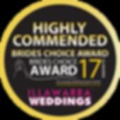 Illawarra BCA Highly Commended Logo17 (1